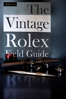 Vintage Rolex Field Guide Tools Bunde