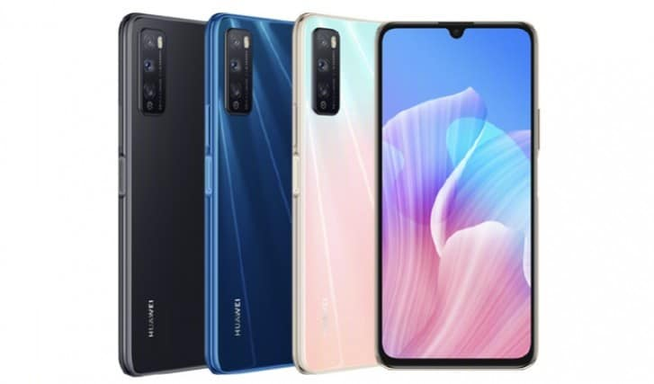 Huawei has officially announced the latest Enjoy Z 5G phone