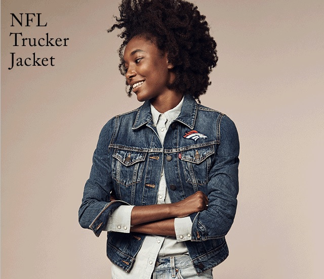 Women's NFL Trucker Jacket