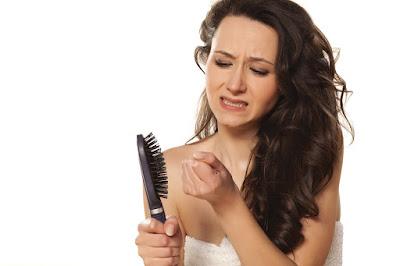 Nguyên nhân gây rụng tóc ít ai biết