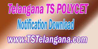 Telangana TS POLYCET 2017 Notification Download
