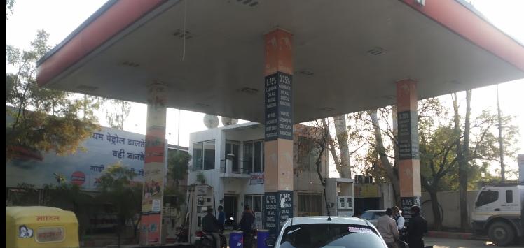 cng pump in hapur