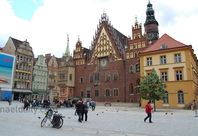 Beautiful Polska Part I - Wroclaw and Krakow