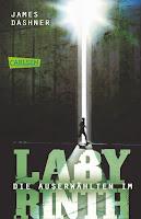 Cover:  Die Auserwählten. Im Labyrinth - James Dashner