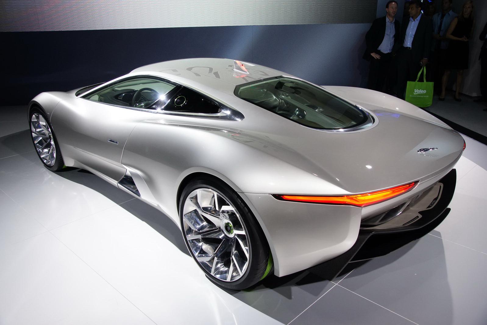 2011 jaguar c x75 automotive cars. Black Bedroom Furniture Sets. Home Design Ideas