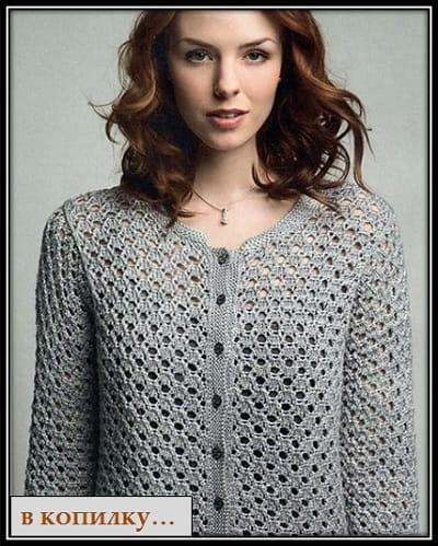 ajurnii uzor spicami в'язанняспицями вязаннеспіцамі knitting