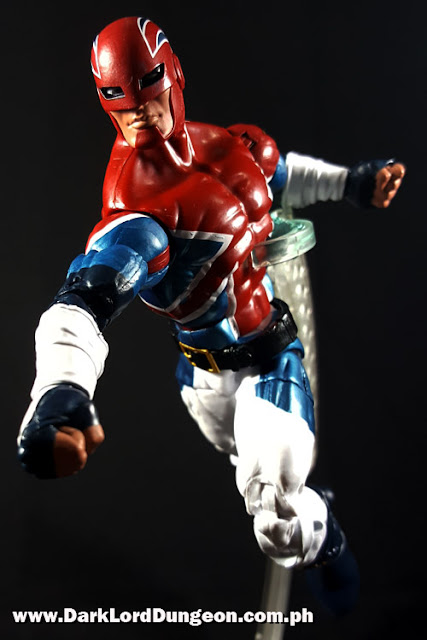 Marvel Legends Energized Emissaries