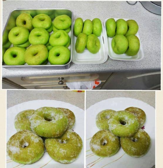 Resepi Donut Gebu Sedap Mudah Buat