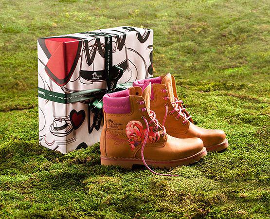 botas Panama Jack para el día de San Valentín 2016