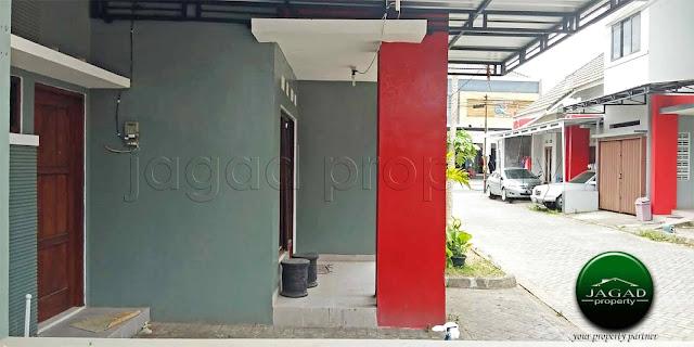Rumah dekat Pamella Tujuh Purwomartani