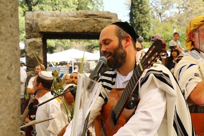 פסטיבל שיר השירים בקצרין