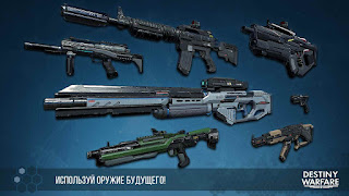 Destiny Warfare Apk