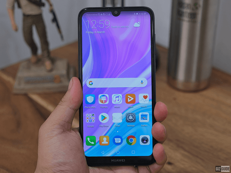 Huawei Y7 Unboxing and First Impressions