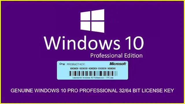 Serial Numbers, Keys,  Generic Keys for Windows 10