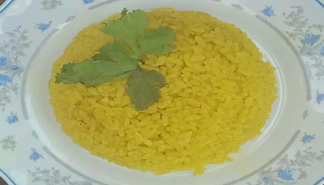 طريقة عمل ارز بالزعفران خطير الشيف محمد الدخميسي