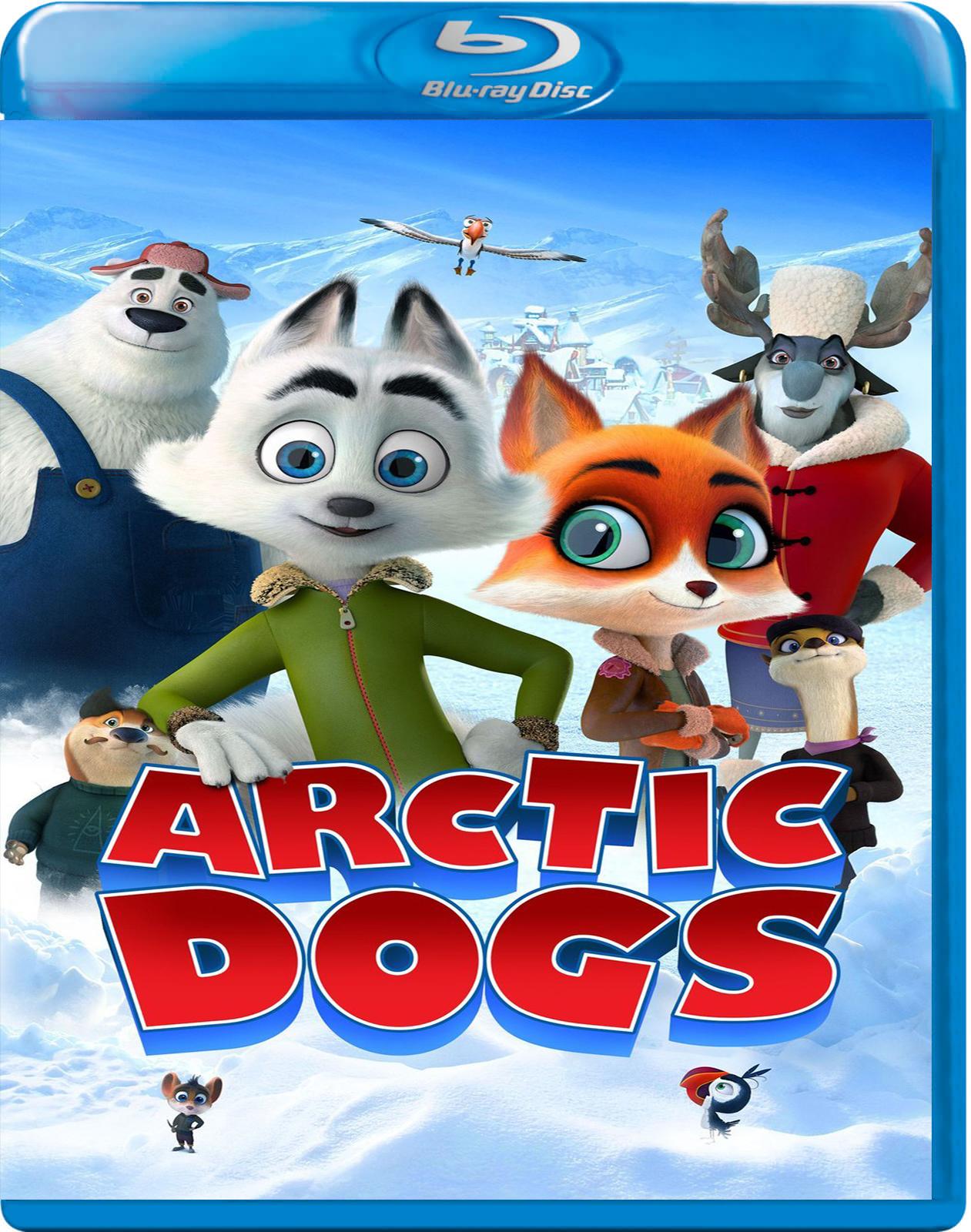 Arctic Dogs [2019] [BD25] [Latino]