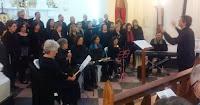 Concerto do Coro Jovem da UFF e Grupo de Flautas no Projeto Música na Matriz