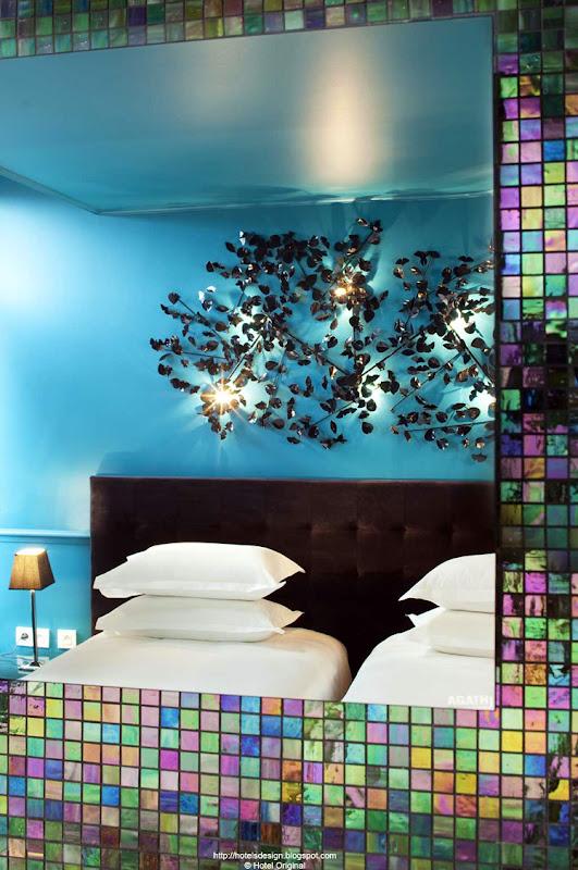 Les plus beaux hotels design du monde h tel original for Hotel decor original