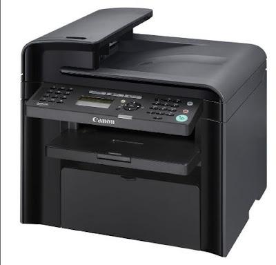 Canon i-Sensys Fax-MF4450 Drucker driver