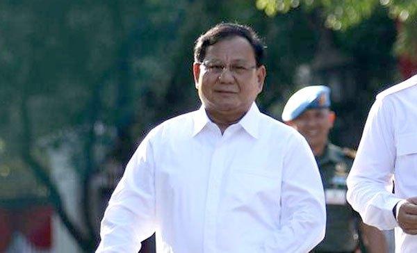 Prabowo Bakal Urus Pertahanan, tetapi Belum Tentu Jadi Menhan