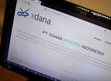 Nomor Call Center CS xdana.com Investasi Online