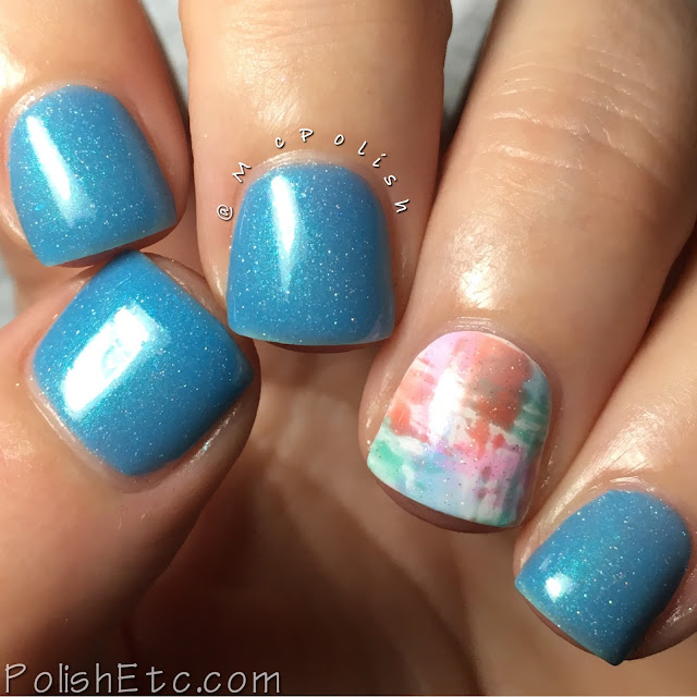 Lavish Polish - Vacation Collection - McPolish - Bahamas