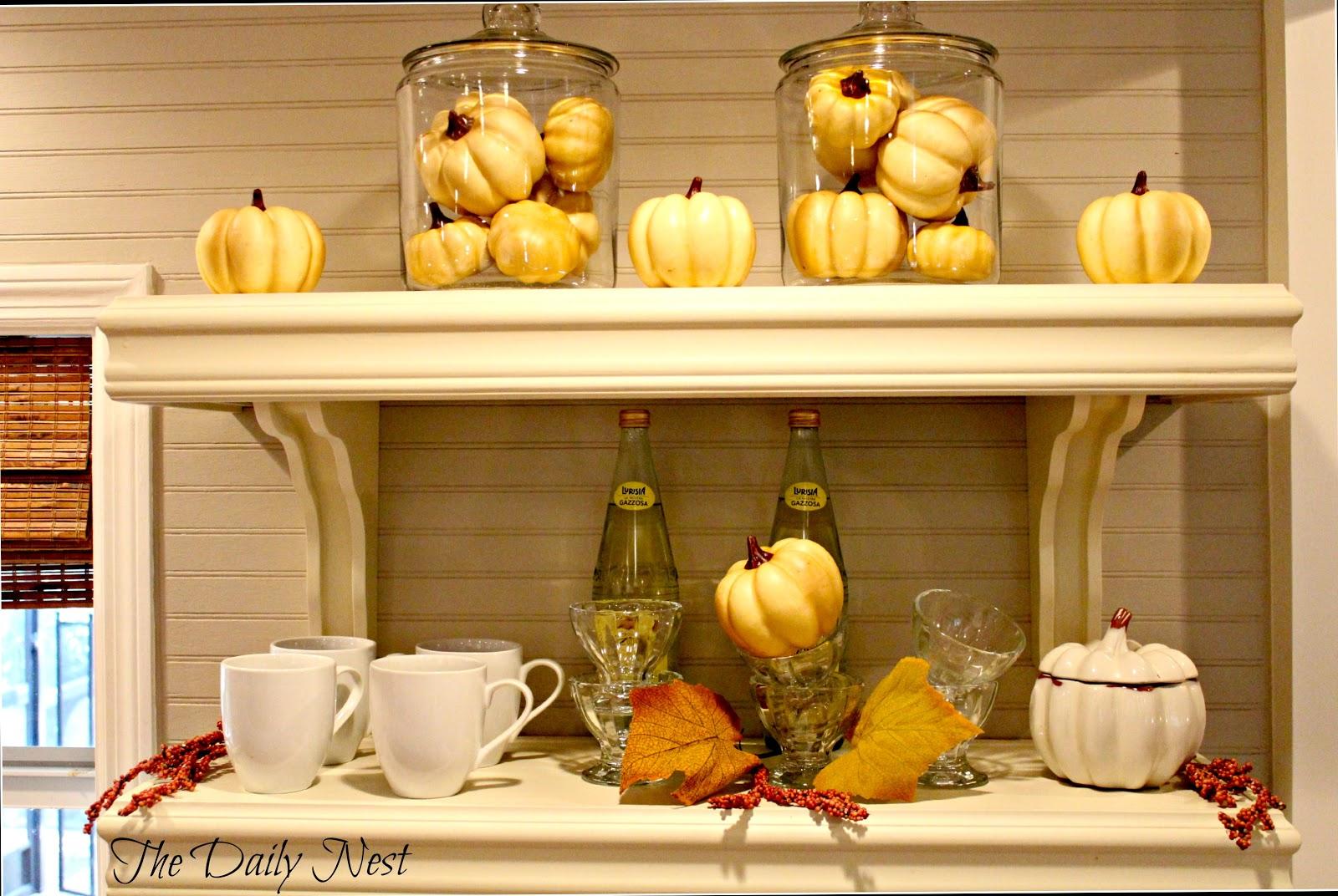 Fall Coffee Bar