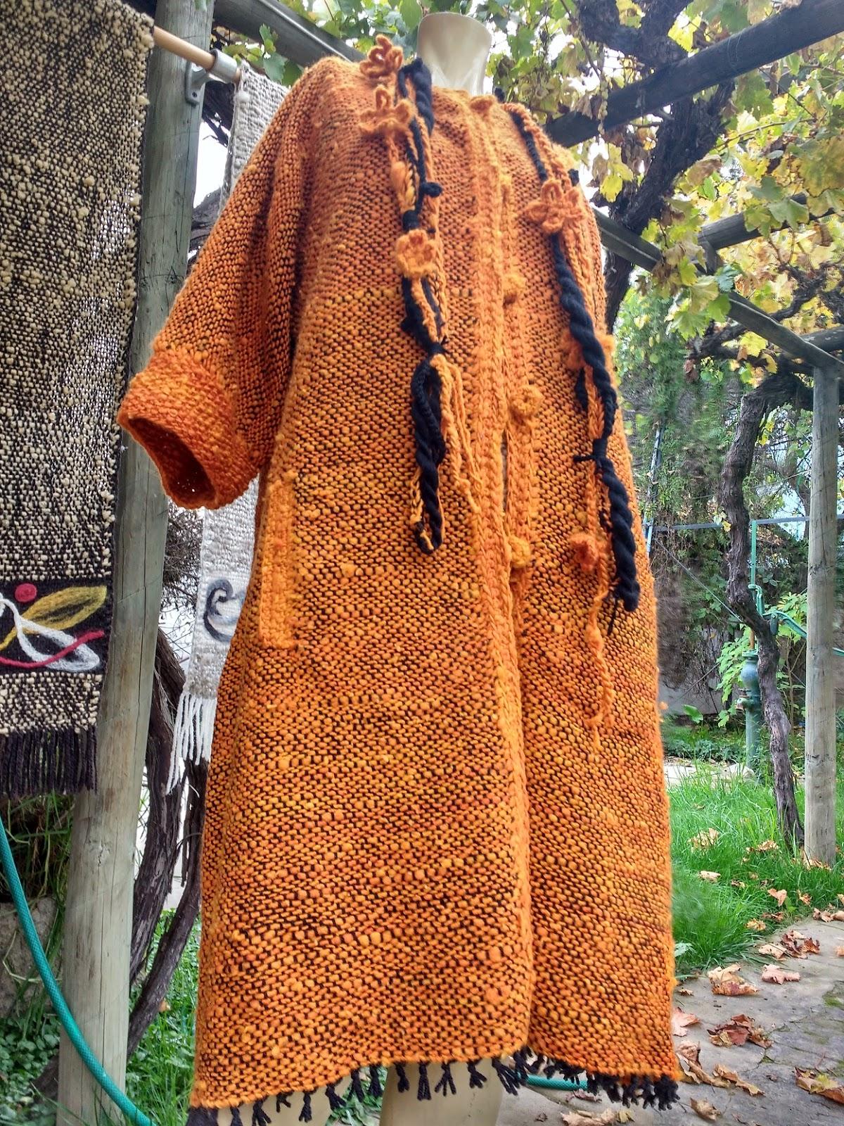 Abrigos en lana chilota