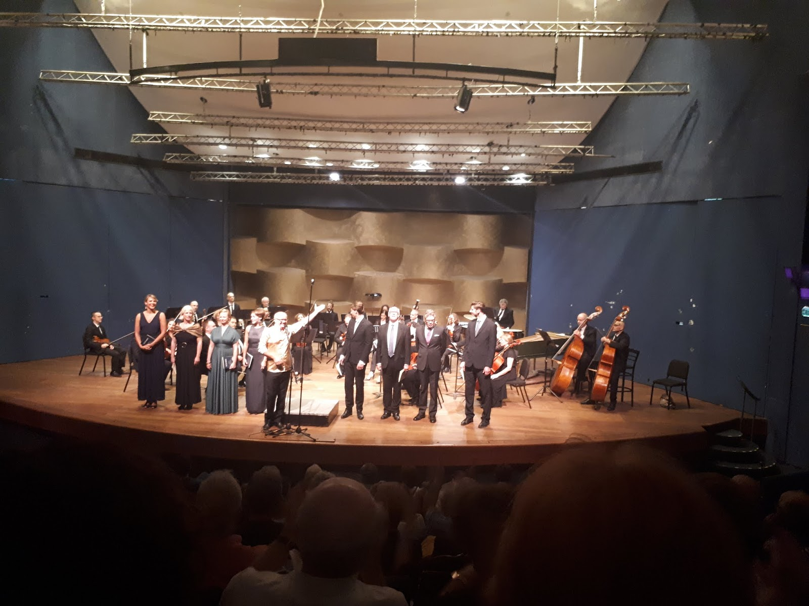 Pamela Hickman S Concert Critique Blog October 2018
