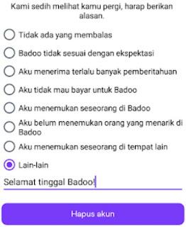 Menggunakan badoo cara Review Badoo,