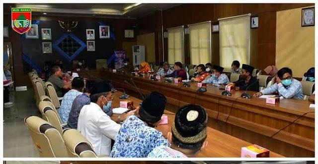 PEMDA Musirawas Lakukan Rapat Persiapan Pembelajaran Tatap Muka