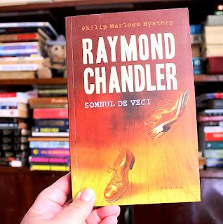 Somnul de veci, de Raymond Chandler. Recenzie