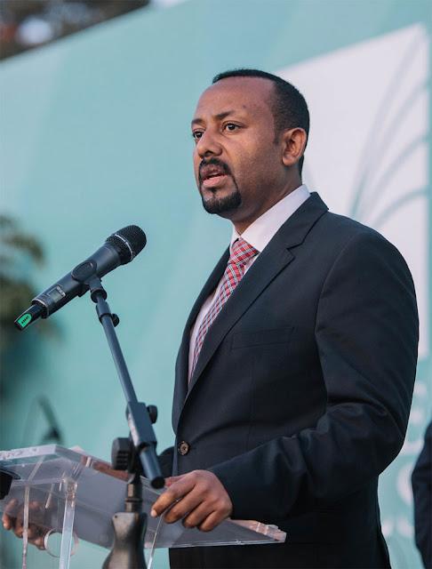 Nobel Peace Prize 2019 Winner: Ethiopian Prime Minister Abiy Ahmed Ali