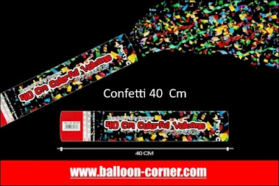 Party Popper / Confetti Ukuran 40 Cm