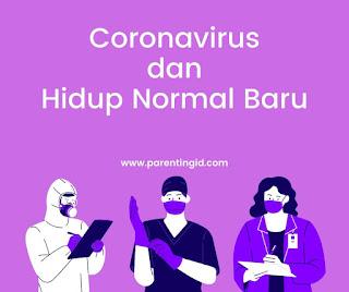 Coronavirus dan Hidup Normal Baru