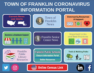 Franklin's COVID-19 information page