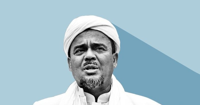 Menurut Kuasa Hukumnya, Senin Besok Ini Seharusnya Habib Rizieq Bisa Bebas