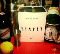 Bond Bluray Box
