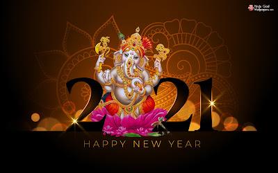 new year celebration wallpaper