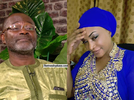 Moira Araba Dawson-Williams Shades Her Baby Daddy Hon Kennedy Agyapong In A Viral Video