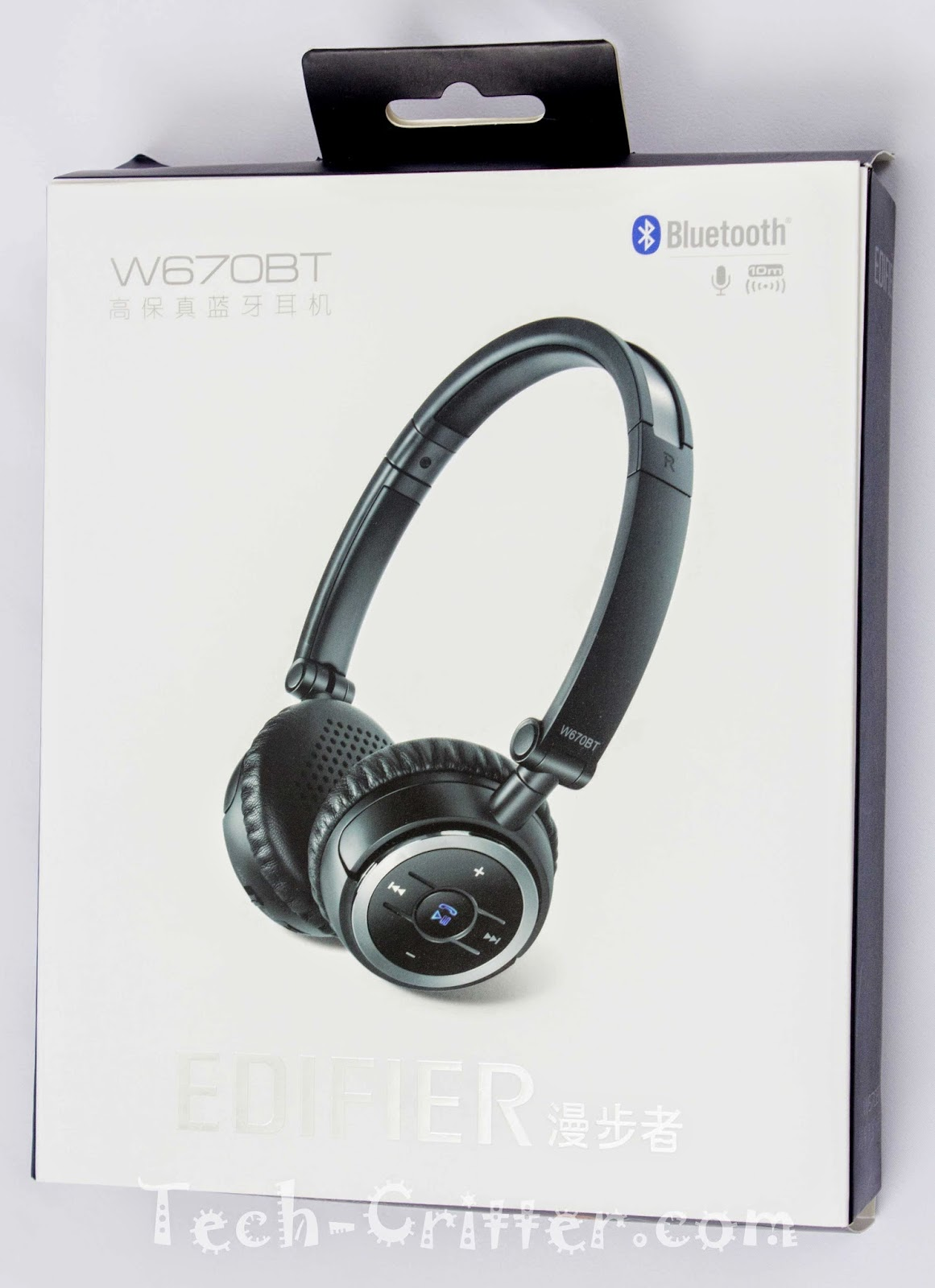 Unboxing & Review: Edifier W670BT Stereo Bluetooth Headset 36