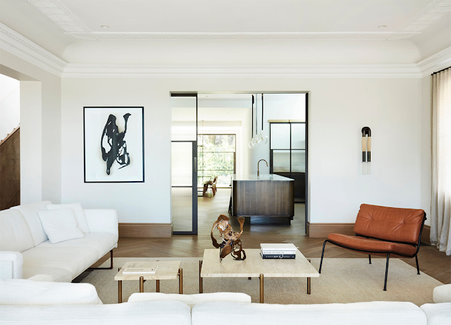 Camilla Freeman Topper's Sydney home