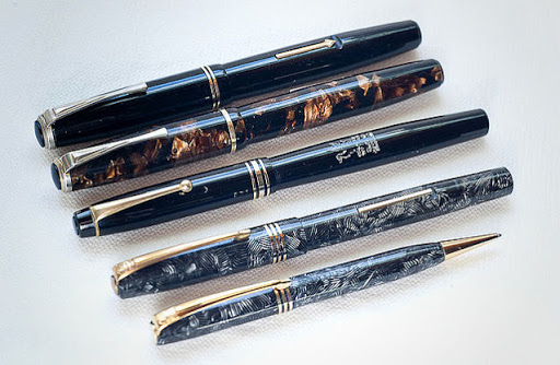 Wyvern Fountain Pen