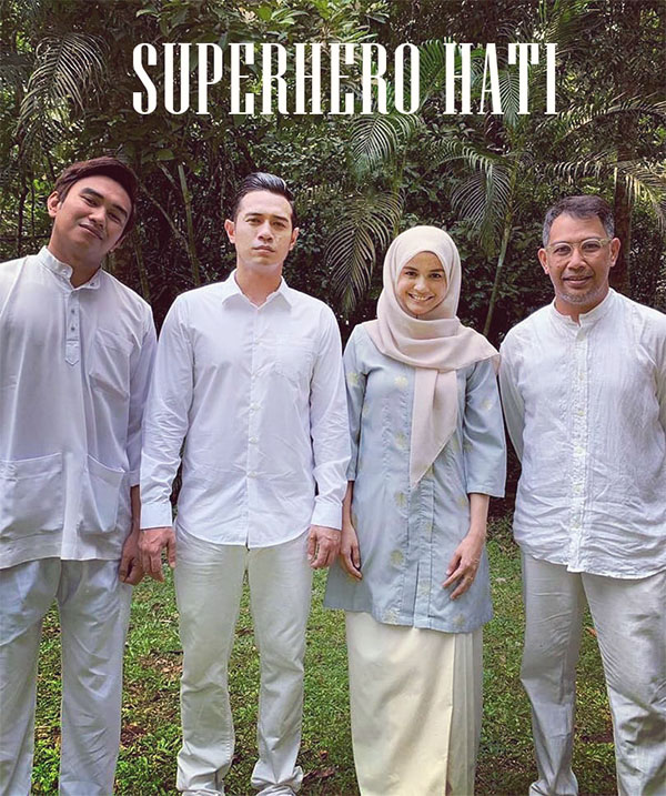 Drama Superhero Hati unifi tv