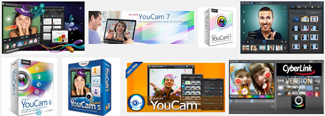 CyberLink YouCam 7 Deluxe, Crack, Keygen, Full Version, Software, Free, Download, 2015