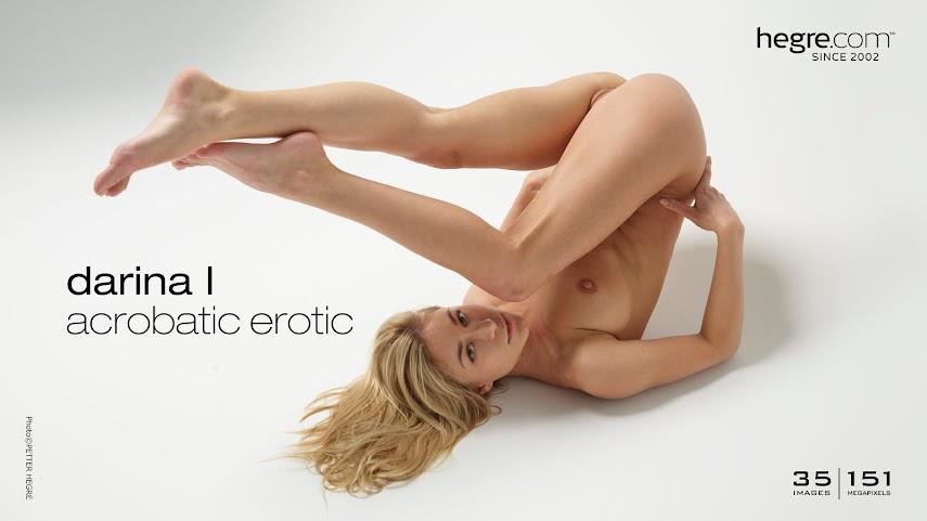 [Art] Darina L - Acrobatic Erotic