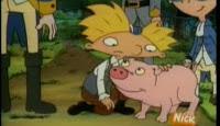 Oye Arnold - La Guerra Del Cerdo (Temporada 3 Capítulo 11.2)