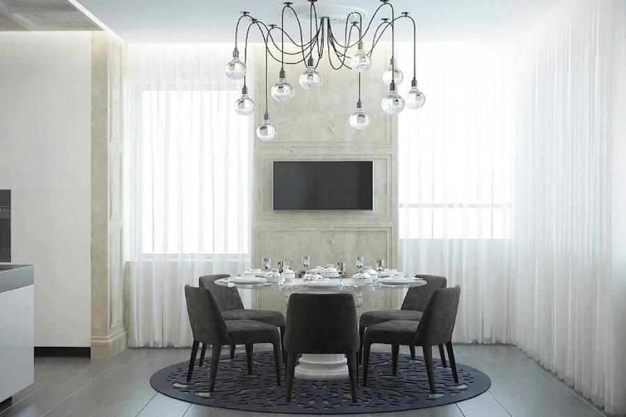Design interior vila stil modern Bucuresti - Ameanajari interioare case moderne