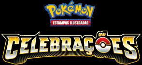 Pokémon TCG Celebrações Logo