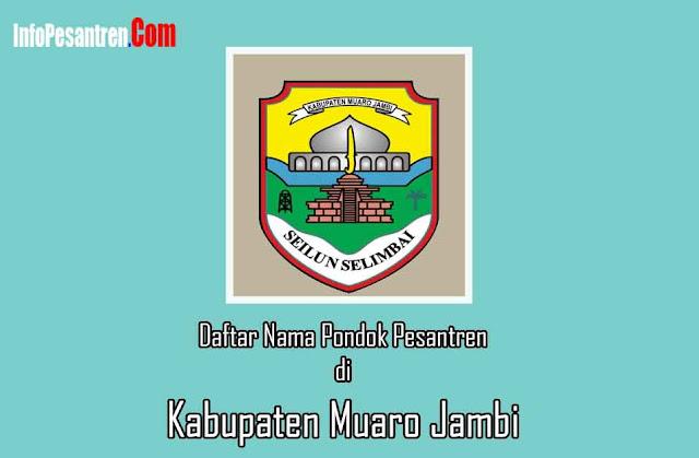 Pesantren di Kabupaten Muaro Jambi